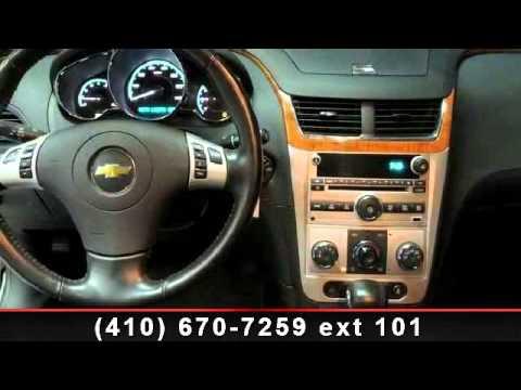 2012 Chevrolet Malibu - Mr. Nissan - Bad Credit Ok, MD 2140