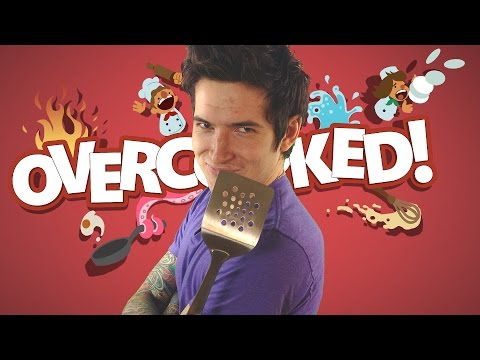 ORDER UP CHEF • Overcooked thumbnail