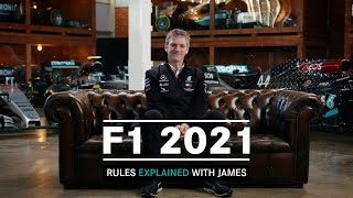 F1 Explained: 2021 Rule Changes with James Allison