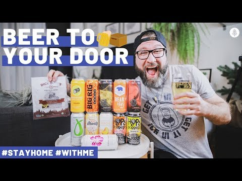 Ontario Craft Beer To Your Door | #StayHome and Drink Craft Beer #WithMe