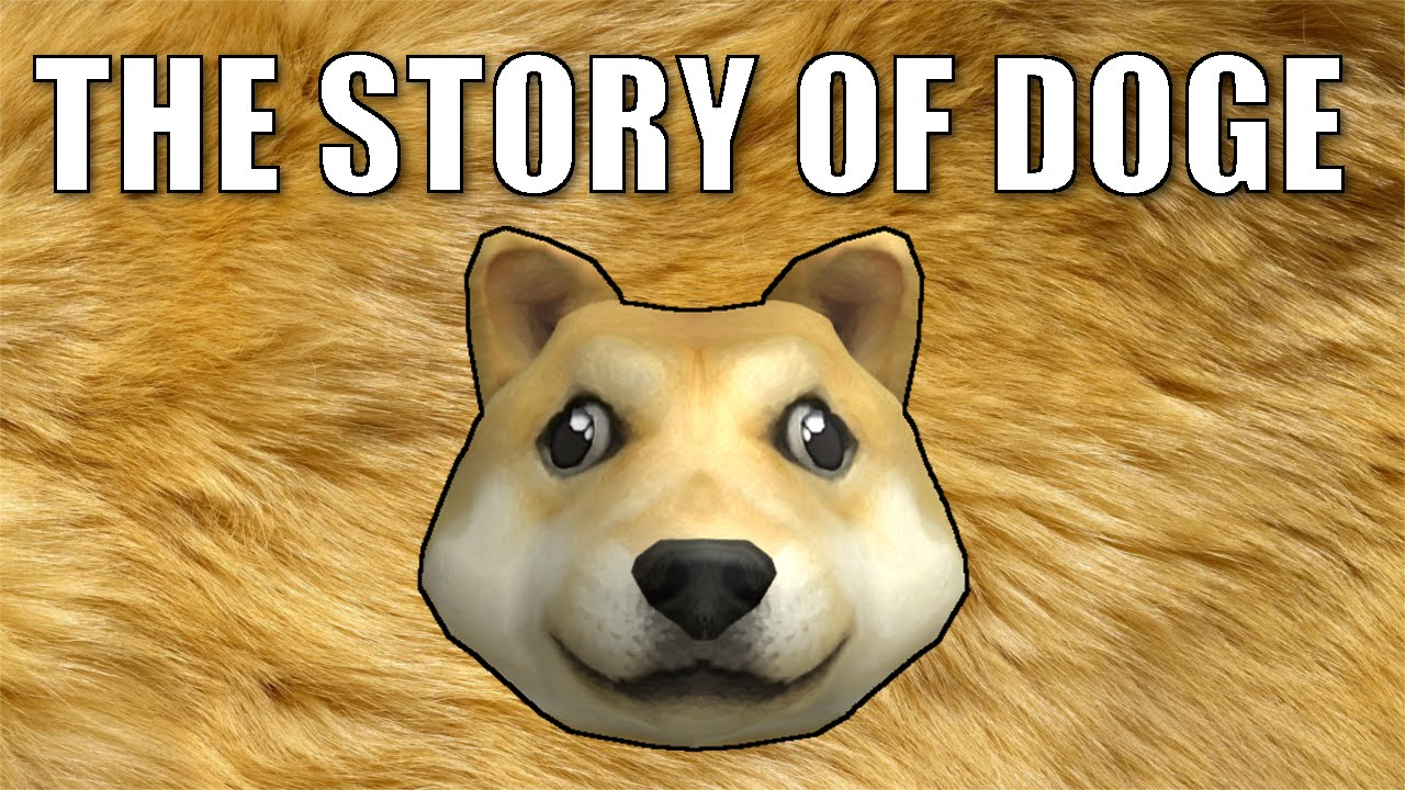 the story of doge a roblox machinima youtube