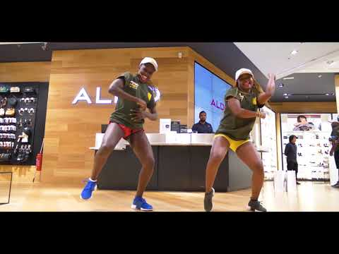 Akothee The MadamBoss Dancers Dubai Lotto Challenge [OneAfrica Music Fest]