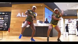 Akothee The MadamBoss Dancers Dubai Lotto Challenge [OneAfrica Music Fest]