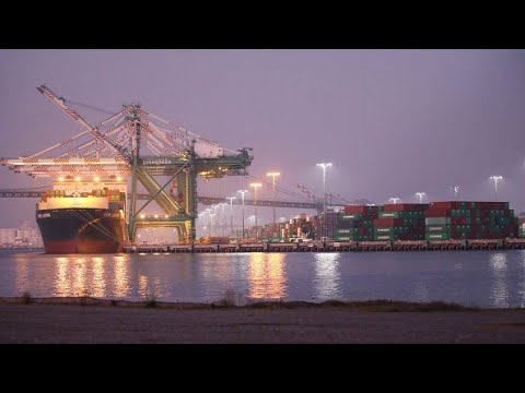 Ports of Long Beach and Los Angeles are down 2 million containers due to coronavirus threat