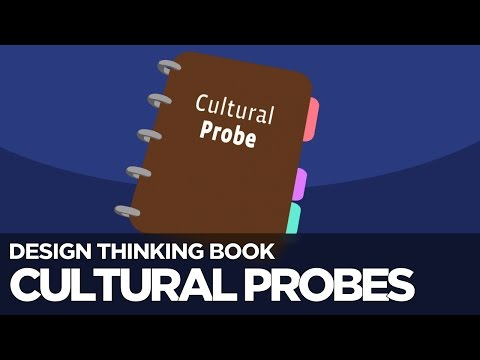 Cultural Probes - Design Thinking Book