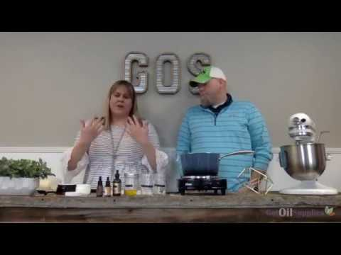 Whipped Body Butter Tutorial With Essential Oils | Got Oil Supplies