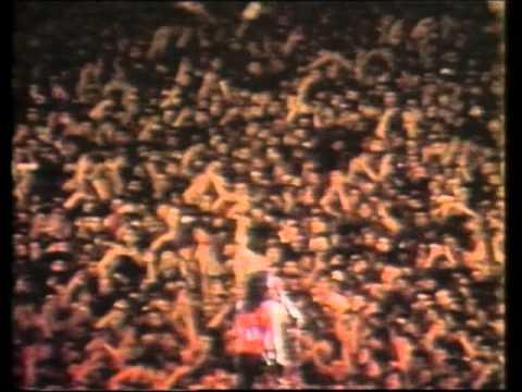 KISS I Love It Loud  In Brazil 1983