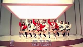 소녀시대 そにょしで Girls' Generation 少女時代 [Japanese Captions]