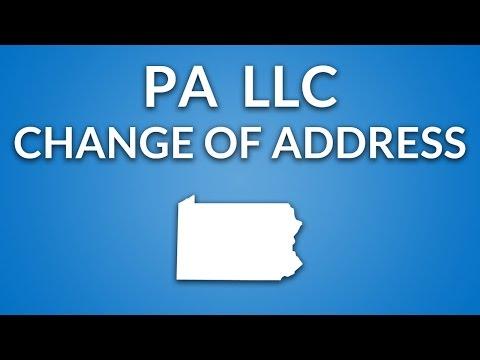 pennsylvania-llc---change-of-registered-office