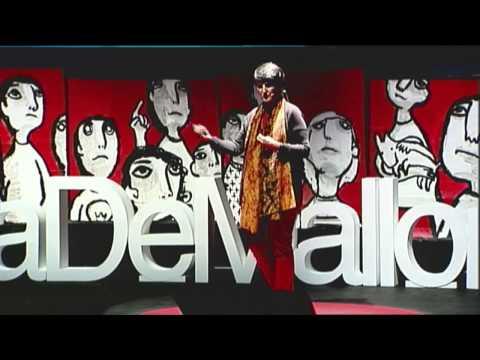 Mindset change for the future of education | Amaia Arzamendi | TEDxPalmadeMallorca