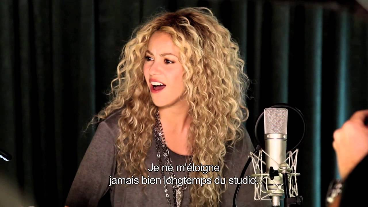 Behind the Scene : Shakira pour Oral-B