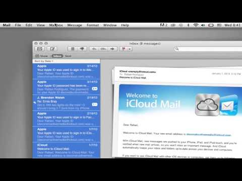 How to Archive Apple Mail : Using Apple Products