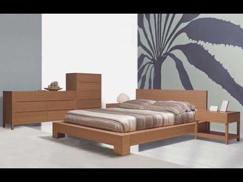 Unique Bamboo Bed Frame Idea