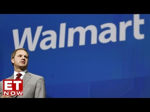 Walmart CEO Doug McMillon Reaches Bengaluru Ahead Of Flipkart Deal Announcement