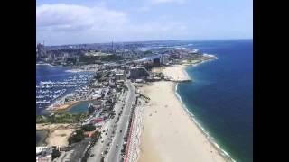 Ilha de Luanda | Imagens Aéreas Angola
