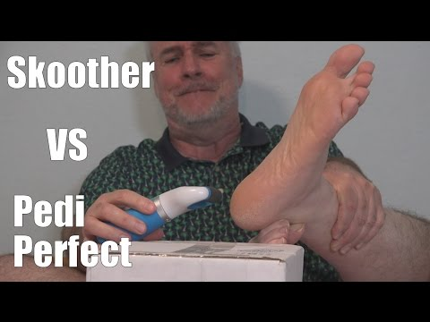 Skoother vs Amope Pedi Perfect | EpicReviewGuys CC