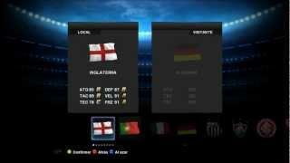 PES 2013 Demo Unlock Teams - Desbloquear Equipos y Opciones