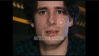 Jeff Buckley - ROCKRUSH Interview - Paris, France 9 / 22 / 94