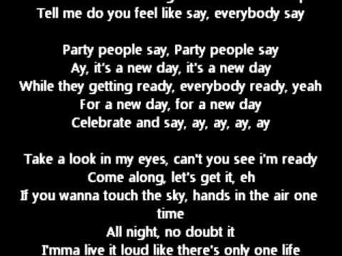Alicia Keys - New Day (Lyrics)