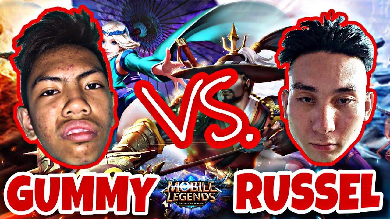 GUMMY VS RUSSEL (MOBILE LEGENDS TOURNAMENT)