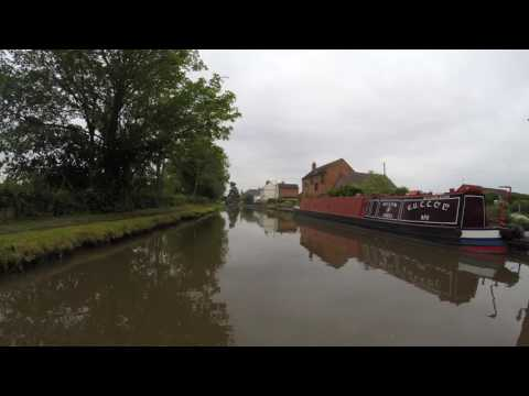 Canal Adventure - Around the Stourport Ring (Timelapse)