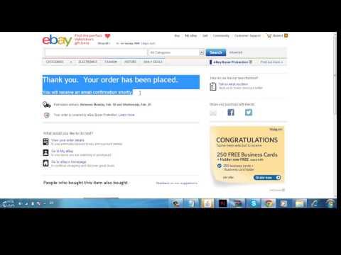 دعس امريكي  Ebay