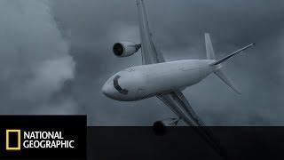Pilot nie miał pojęcia, że samolot spada! [Katastrofa w przestworzach]
