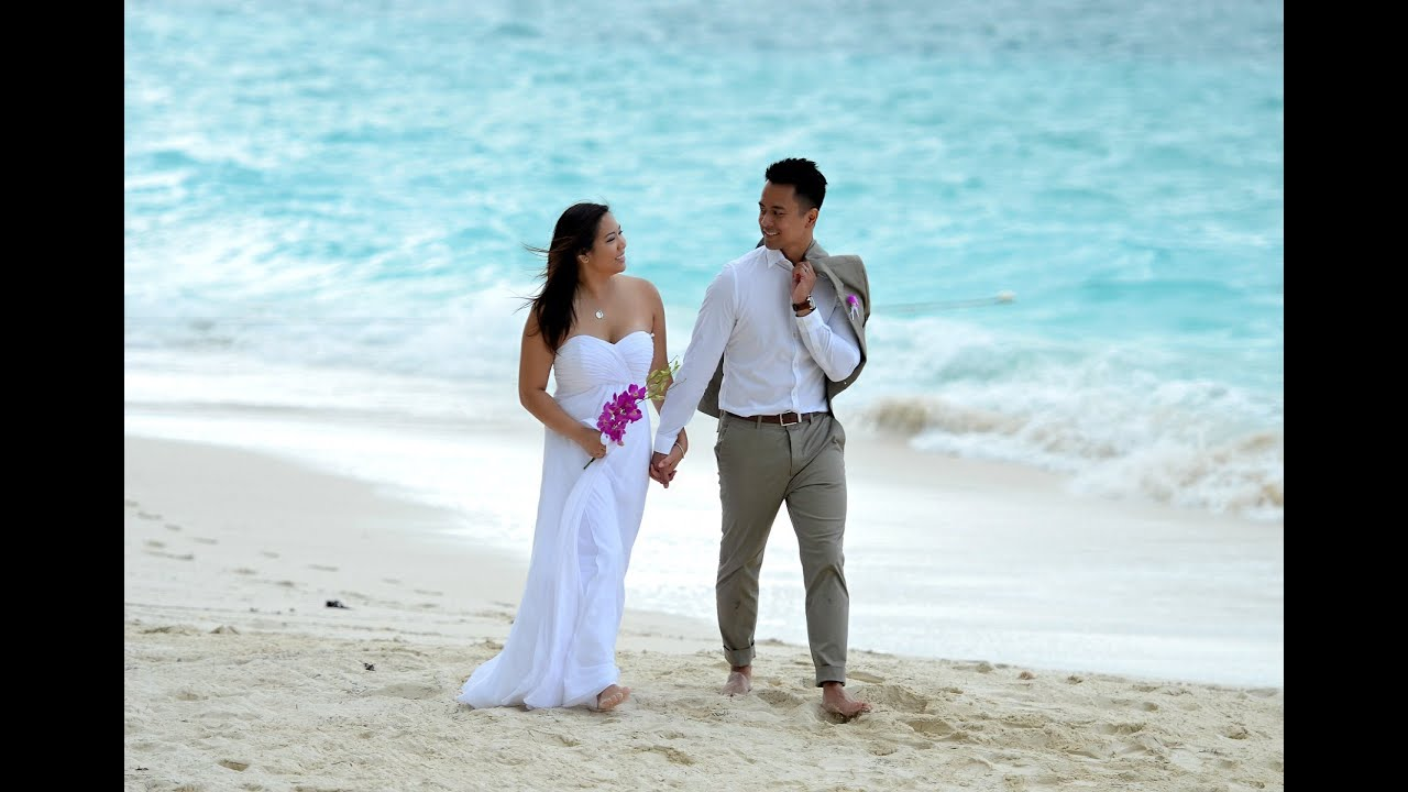 The Promise - Daisy Teh and George Teh Destination Wedding Renewal ...