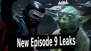 NEW STAR WARS EPISODE 9 LEAKS! Run Time & Characters Revealed!