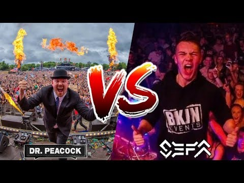 DR. PEACOCK VS SEFA