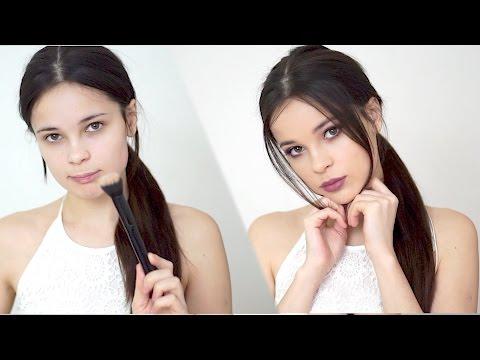 Выполняем красивый макияж косметикой от CODE COLOR !!!
