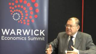 Supachai Panitchpakdi Interview - Warwick Economics Summit 2013
