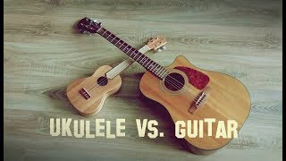 Ukulele vs. Guitar: The Ultimate Battle!
