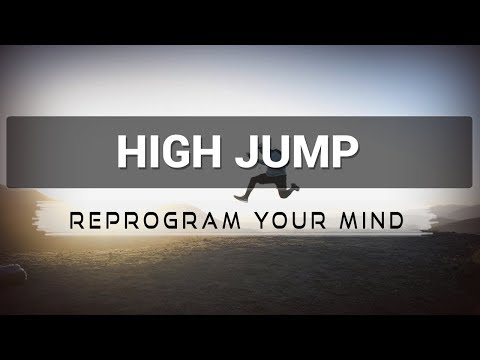 High Jump affirmations mp3 music audio - Law of attraction - Hypnosis - Subliminal