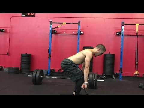2f89095f63a9d5 The Daily Dose-Episode Two-Power Clean to Deadlift - YouTube