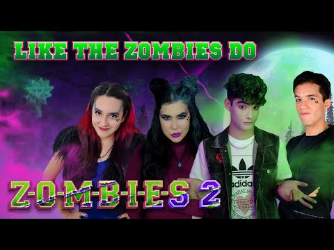 Zombies 2 – Like the Zombies Do (En Español) Hitomi Flor ft. Marc Winslow|Amanda Flores|Luis Orozco