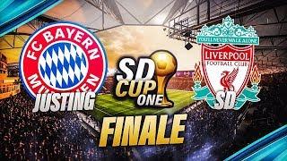 FIFA18 TOURNOI | LA FINALE | JUSTING vs SD.