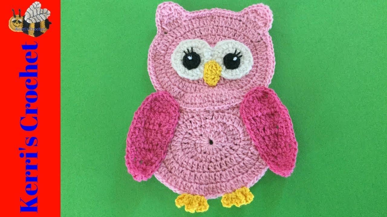 Crochet Baby Owls Pattern Video Lots Of Cute Ideas | 720x1280