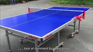 Killerspin MyT O Outdoor Ping Pong Table Review