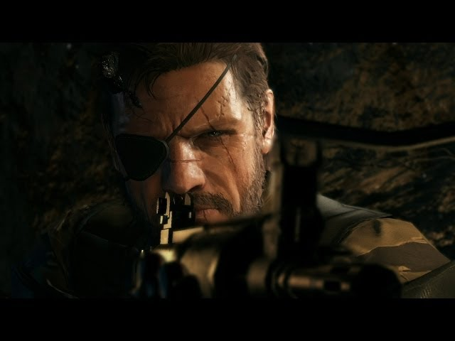 Metal Gear Solid 5: The Phantom Pain (видео)