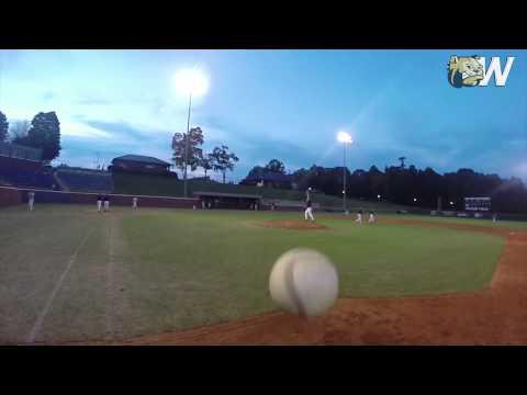 2015 Wingate Baseball - GoPro Hat & Helmet Cam From Wingate World Series