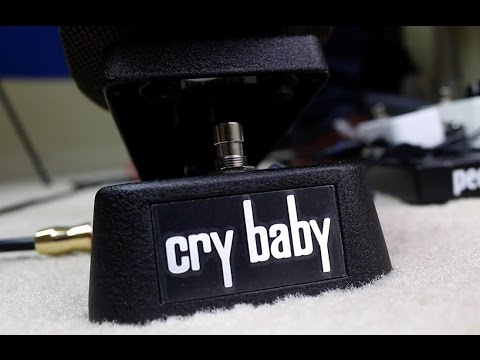 My Quest for a Wah Pedal! (Voodoo Child cover)