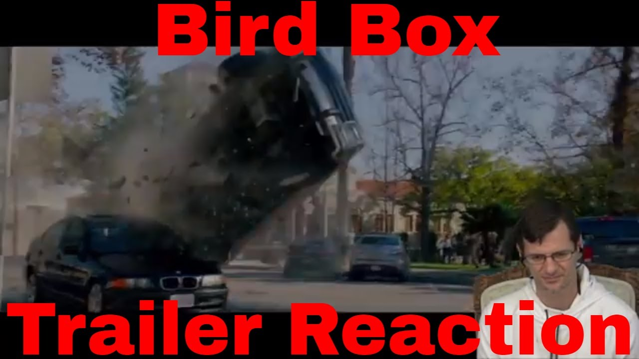 Bird Box Trailer Reaction Youtube
