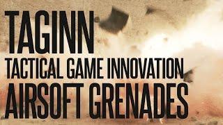 Tactical Game Innovation TAGINN Airsoft Grenades | Airsoftmegastore.com