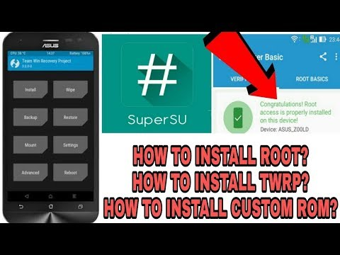 How to unlock Boot loader of Asus Zenfone Max And Install