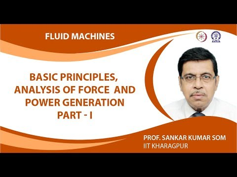 Basic Principles, Analysis of Force and Power Generation Part - I