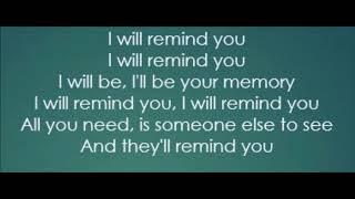 Remind You - Andy Grammer (Lyrics)