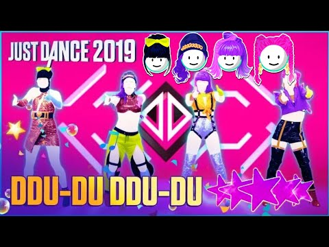 Just Dance 2019 ''DDU-DU DDU-DU'' [BLACKPINK] MEGASTAR +13K