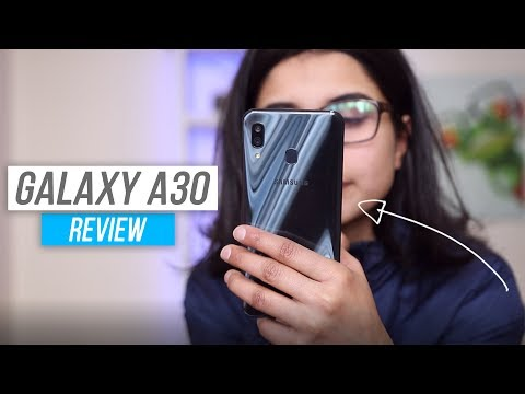 Samsung Galaxy A30 Review!