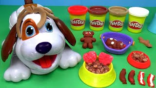JJ Pretend Play Colorful Dough Toys and Have Fun